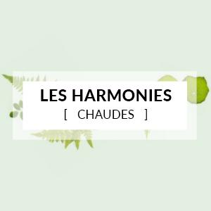 Les harmonies chaudes