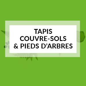 Les Tapis couvre-sols & pieds d'arbres
